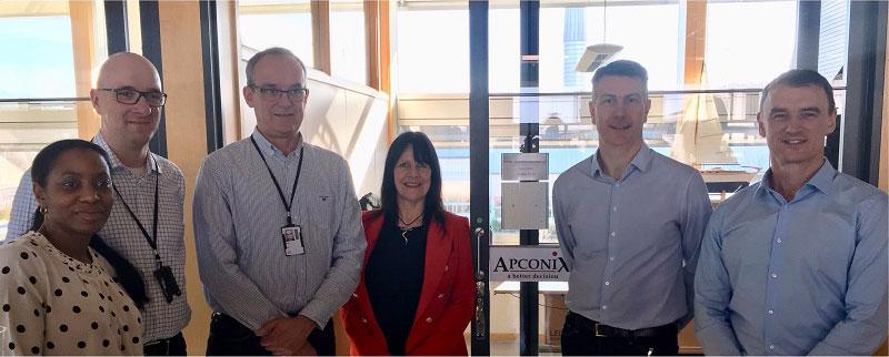 ApconiX Celebrates Opening Swedish Office