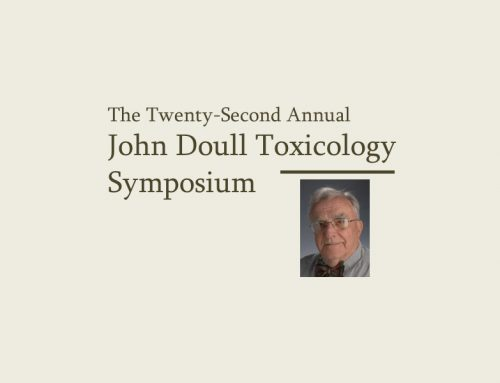 22nd Annual John Doull Symposium
